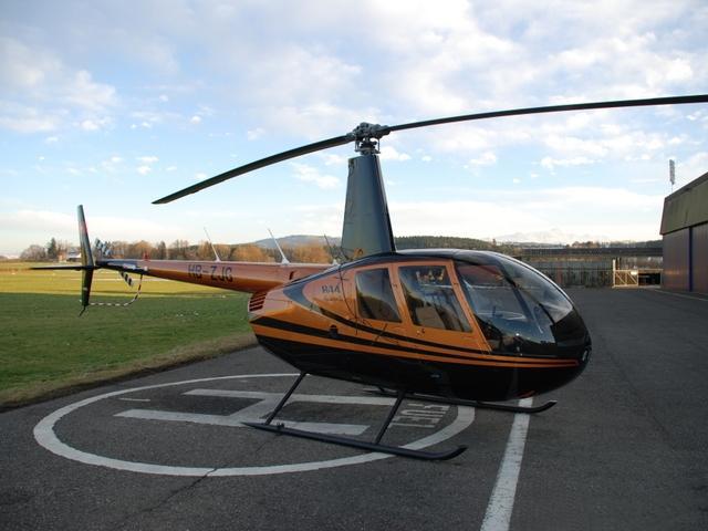 罗宾逊-R44